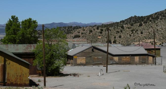 Mine office