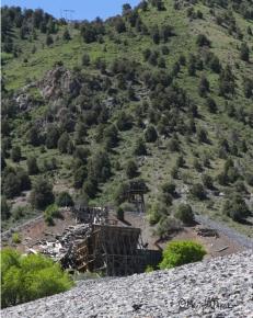 Eagle Bluebell mine shaft